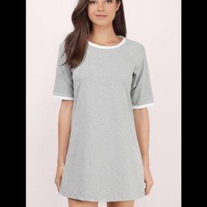 Tobi grey dress